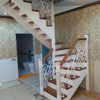 лестницы п-образные
